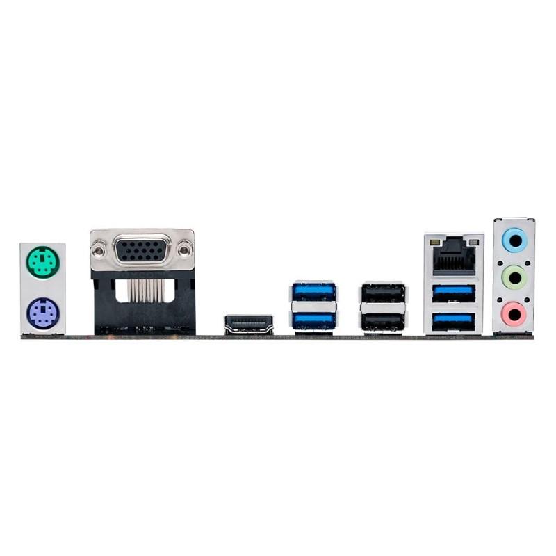 Placa Mãe Asus Prime A320M-K DDR4, socket AM4, chipset A320, mATX
