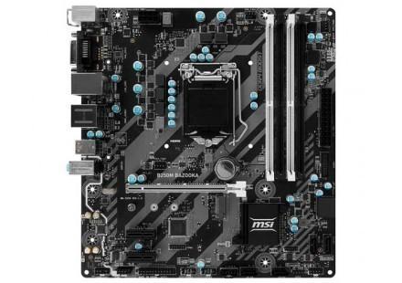 Placa Mãe MSI B250M BAZOOKA - DDR4, Sata 6GB/s, LGA 1151