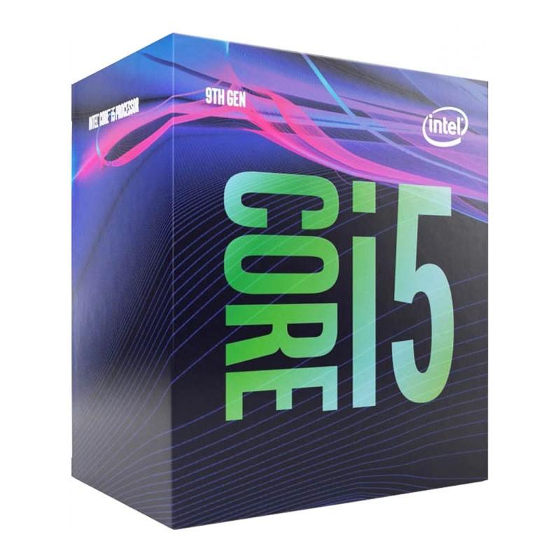 Processador Intel Core i5-9400 2.90GHz (4.10GHz Turbo), 6-Core 6-Thread, Cache 9MB, LGA 1151 - BX80684I59400