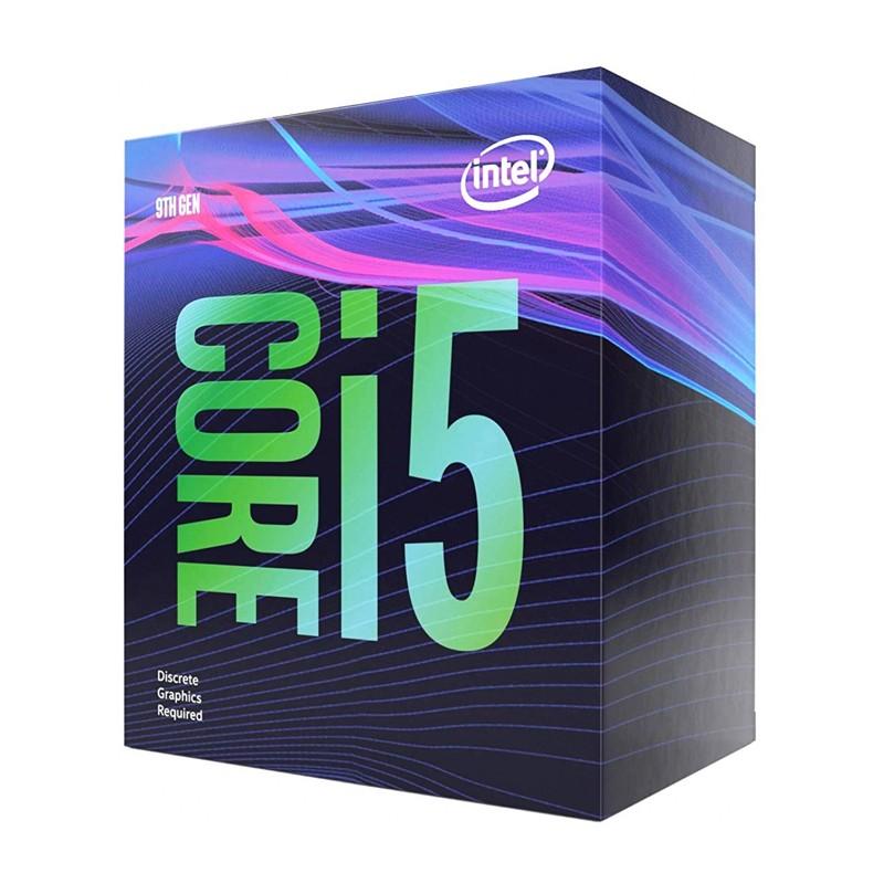 Processador Intel Core i5-9400F 2.90GHz (4.10GHz Turbo), 6-Core 6-Thread, Cache 9MB, LGA 1151, sem vídeo - BX80684I59400F