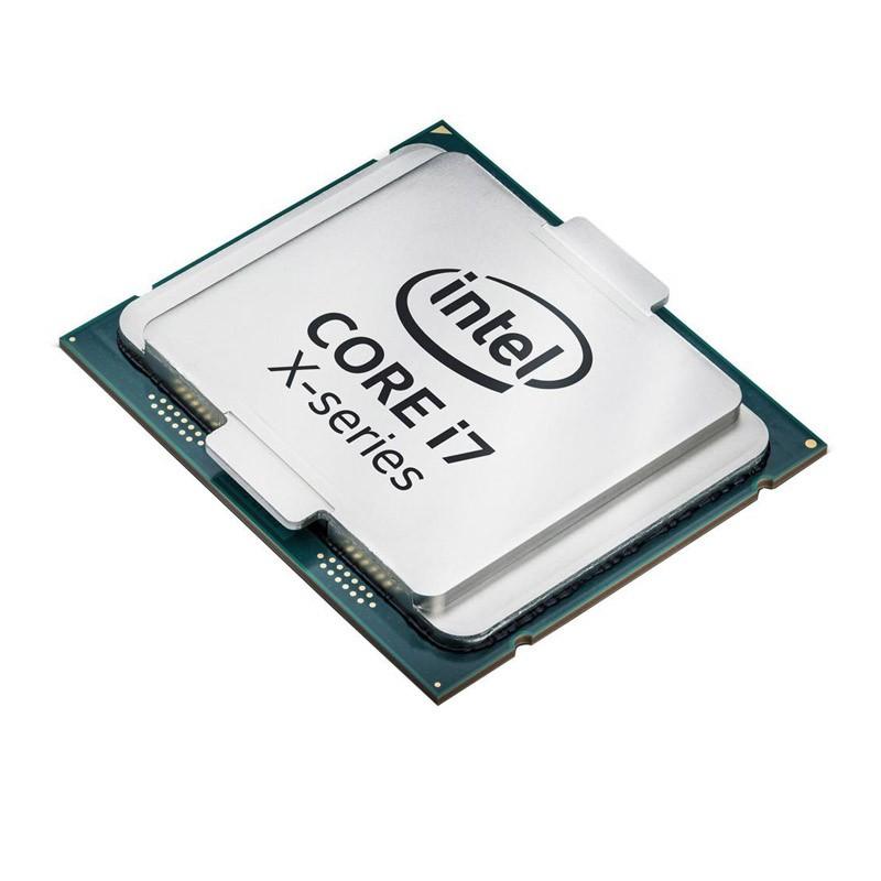 Processador Intel Core i7 7ªGeração – 7820X Kaby Lake - Velocidade 3.6GHz, Cache de 11MB, Octa Core, LGA 2066 - BX80677I77820X