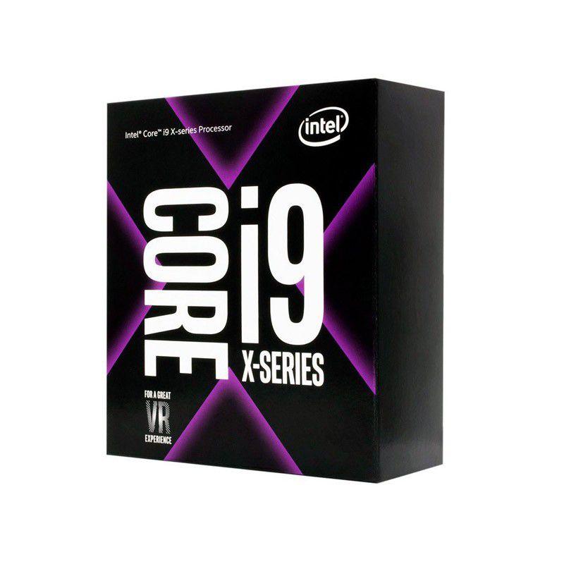 Processador Intel Core i9 7ªGeração – 7900X Kaby Lake - Velocidade 3.3GHz (4.3GHz Max Turbo), Cache de 13.75MB, LGA 2066 - BX806731I97900X