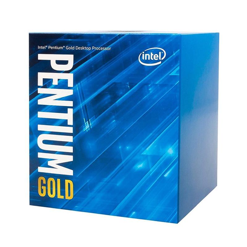 Processador Intel Core Pentium G6400 4GHz, 2-Core 4-Thread, Cache 4MB, LGA 1200
