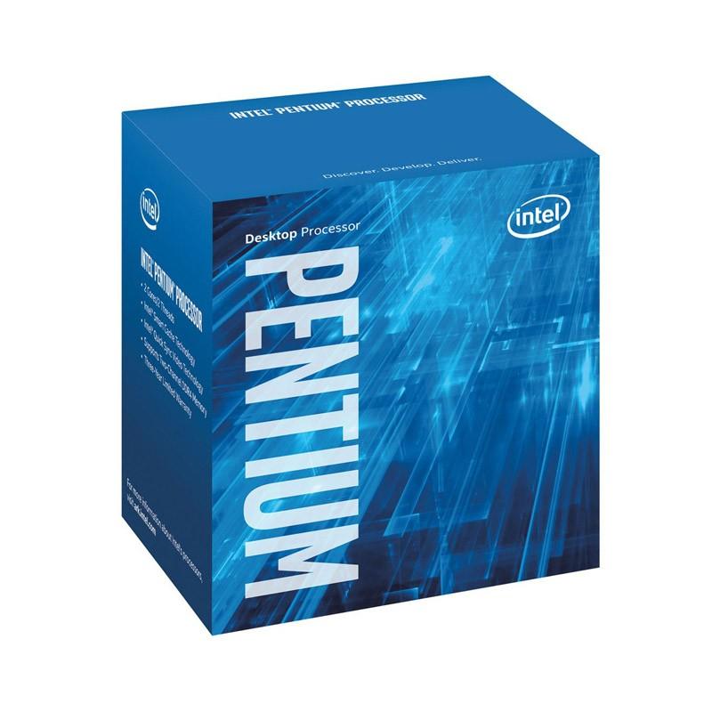 Processador Intel Pentium G4400 - Skylake - Velocidade 3.3GHz, Cache de 3MB, LGA 1151, Intel HD Graphics 510 -  BX80662G4400