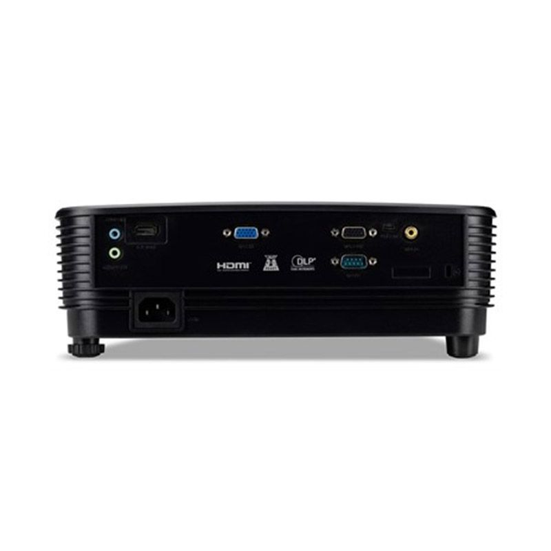 Projetor Acer X1223H - 3600 Lumens, XGA, HDMI, VGA, 20.000:1 Contraste