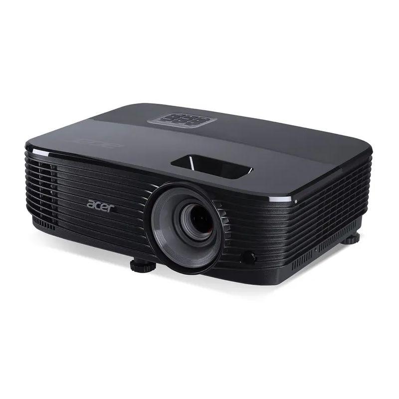 Projetor Acer X1323WH - 3700 Lumens, HDMI/VGA, Resolução WXGA, DLP