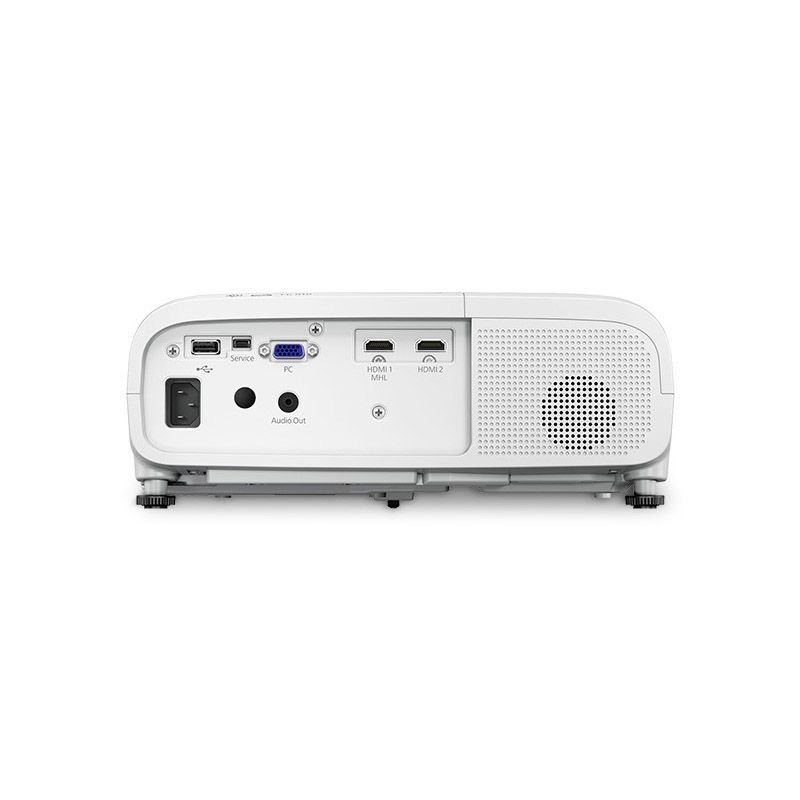 Projetor Epson Home Cinema 2100 - 2500 Lumens, 35.000:1, 3D, Full HD, HDMI
