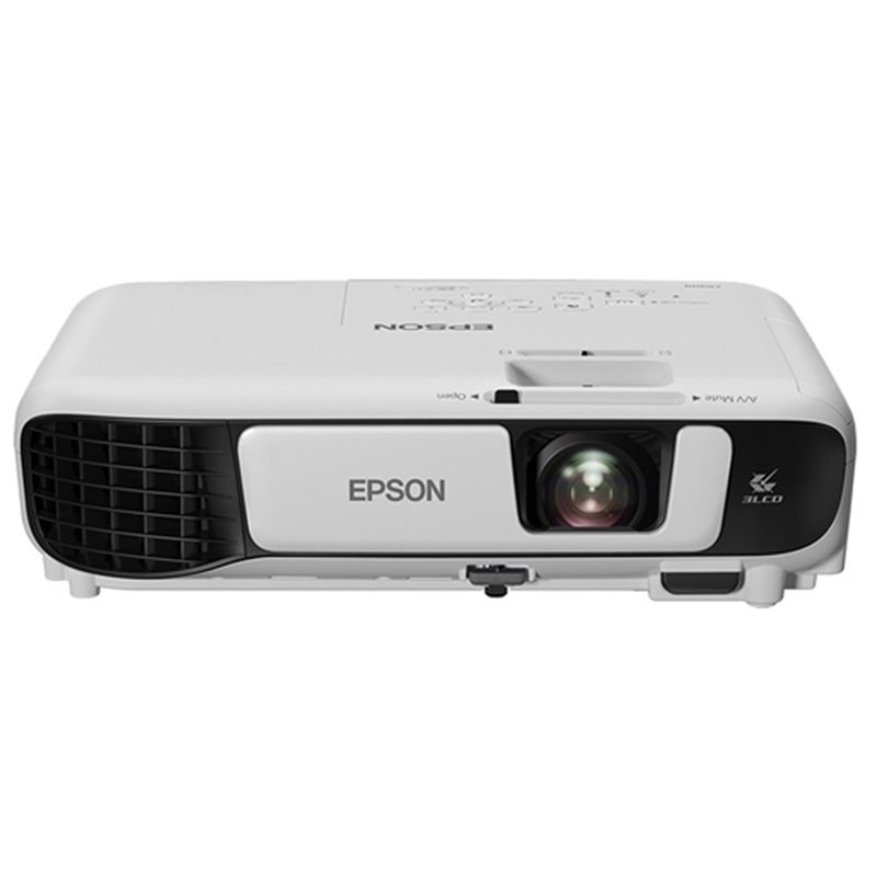 Projetor Epson PowerLite EB-X41+ 3600 Lúmens, 3LCD, 15.000:1, Wireless, HDMI ( substituto do X36+ )