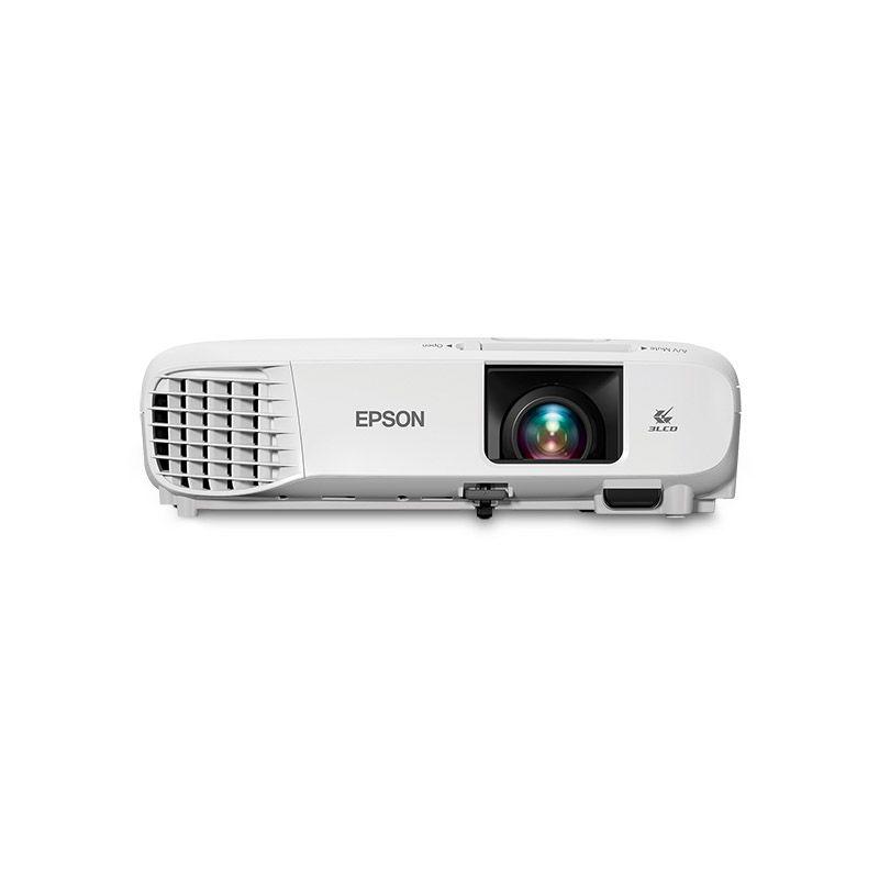 Projetor Epson PowerLite S39 - 3300 Lumens, HDMI, VGA, 15.0001:1 Contraste
