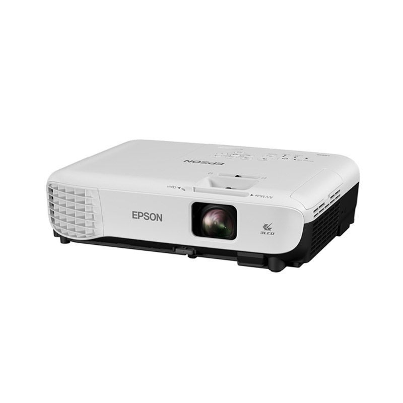Projetor Epson PowerLite VS250 - 3200 Lumens, 15000:1 Contraste, SVGA, HDMI