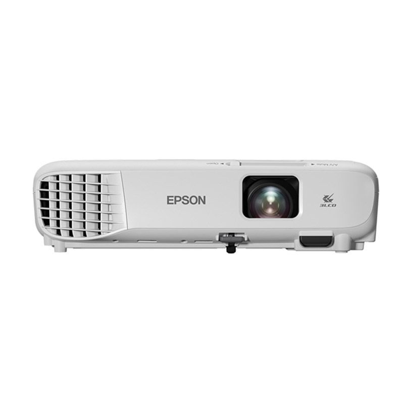 Projetor Epson PowerLite X05+ - 3300 Lumens, 15000:1 Contraste, XGA, HDMI, VGA