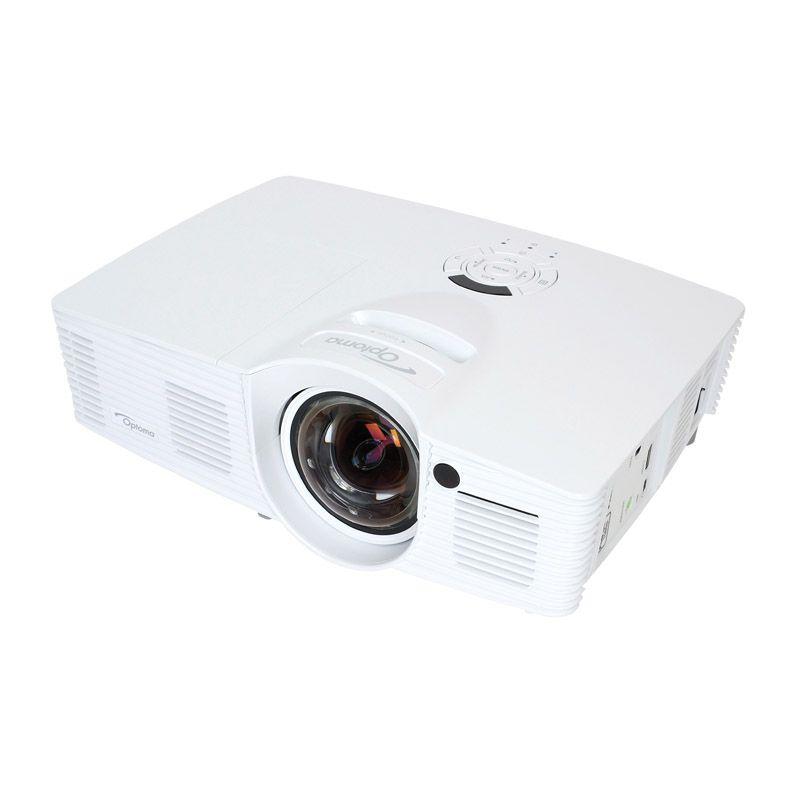 Projetor Gaming Optoma GT1080 - 2800 Lumens, 25.000:1, 3D, HDMI, WUXGA