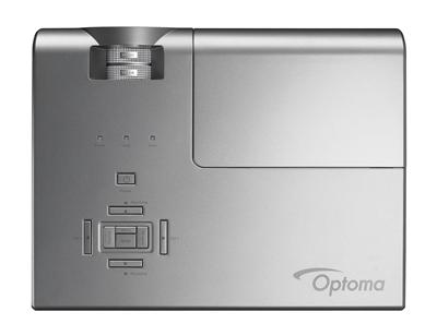 Projetor Optoma X600 - 6000 Lumens, 10.000:1 de Contraste, Resolução Nativa XGA, 3D, HDMI