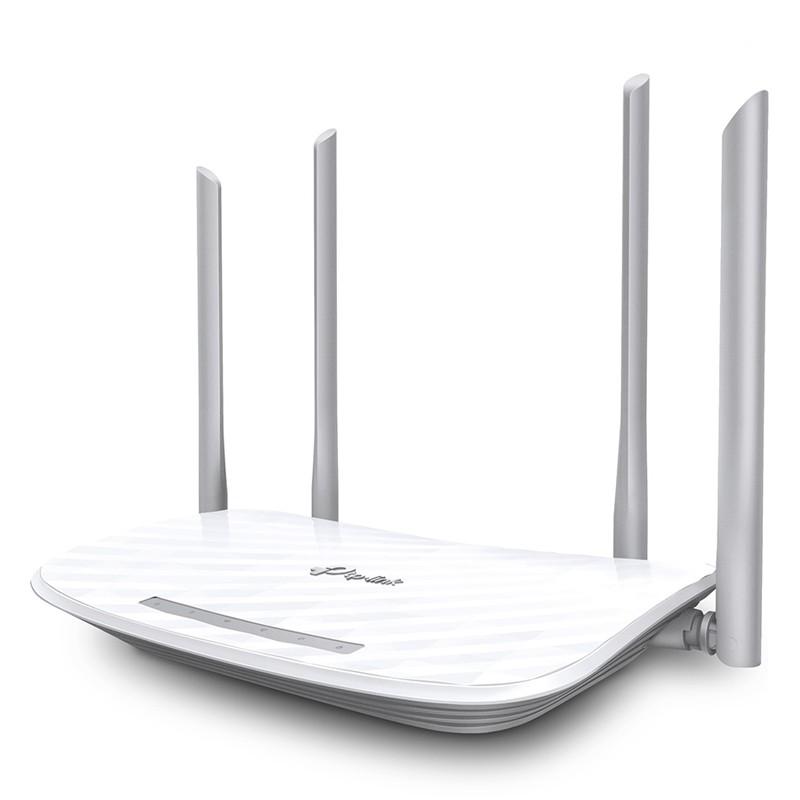 Roteador TP-Link Archer C5W Wireless Gigabit Dual Band AC1200 10/100/1000MBPS
