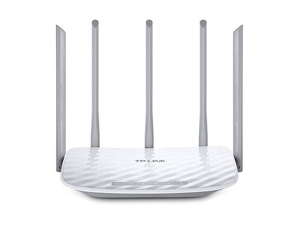Roteador Wireless TP-Link Archer C60 Dual Band - AC1350