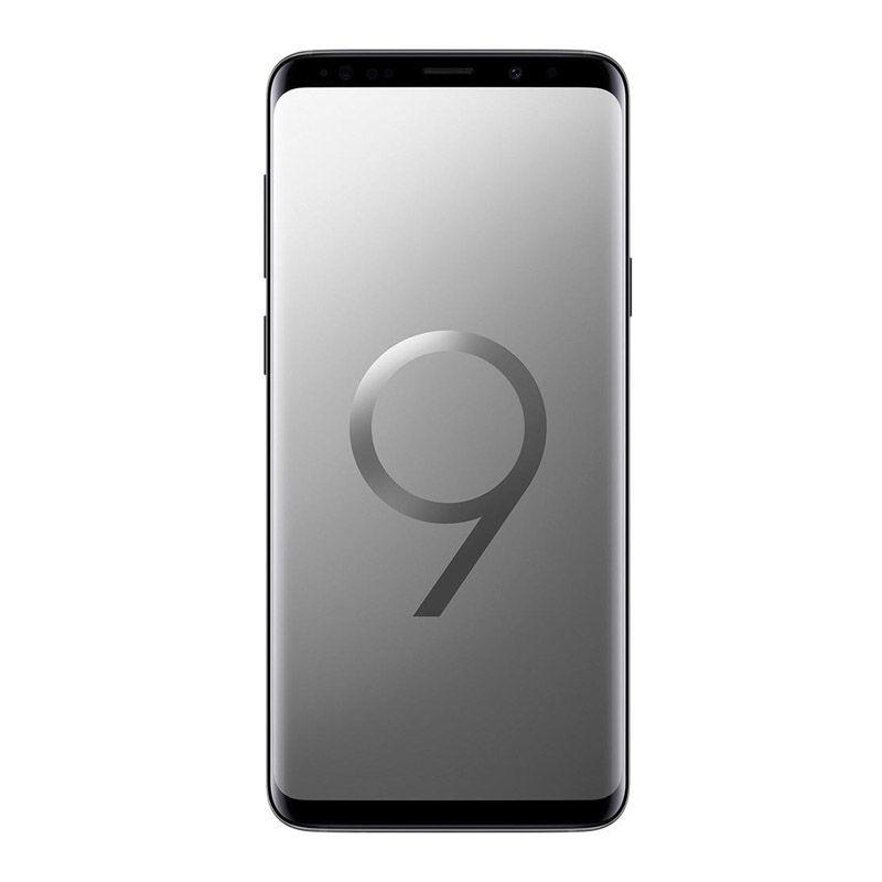 """Samsung Galaxy S9+ - 128GB, Octa-core, Tela 6.2"""", Câmera Dupla, Dolby – Cinza"""