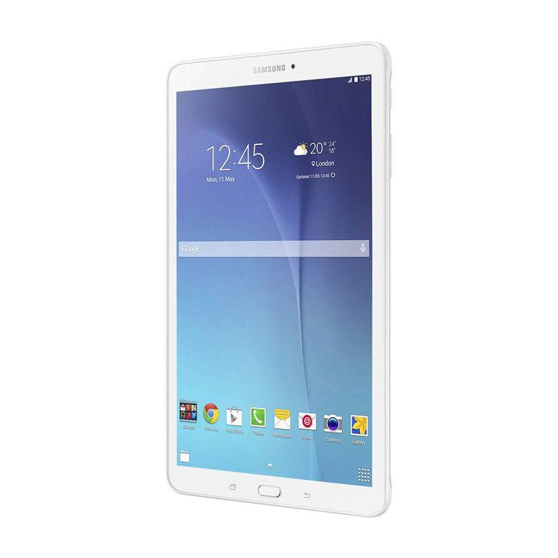 """Samsung Galaxy Tab E T561M - 8GB, WiFi, Tela de 9.6"""" - Branco"""
