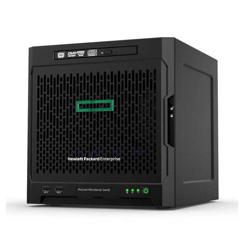 Servidor HP ProLiant MicroServer G10 - AMD X3216, 8GB, HD 1TB, Fonte 200w