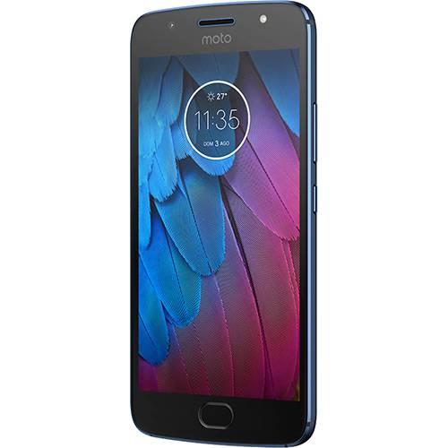 Smartphone Motorola Moto G5S - 32GB, Dual Chip, Tela de 5.2