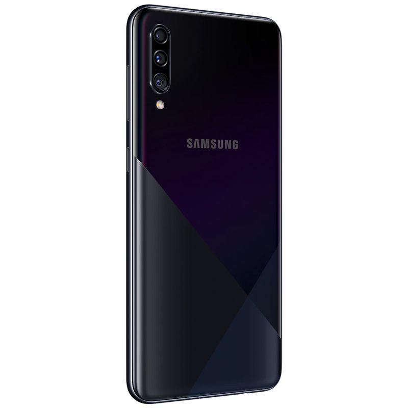 Smartphone Samsung Galaxy A30S Preto - 64GB, Câmera Tripla com 25MP, Selfie 16MP, TV Digital, Dual Chip