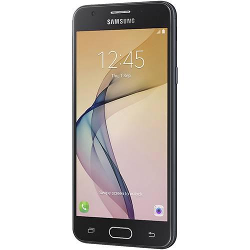 Smartphone Samsung Galaxy J5 Prime - Quad Core de 1.4GHz, Android 6.0.1, Tela de 5