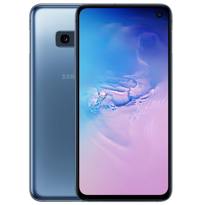 "Smartphone Samsung Galaxy S10e 128GB, 6GB RAM, Tela 5.8"" - Azul prisma SMG970F"