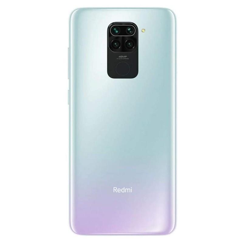 "Smartphone Xiaomi Redmi Note 9 64GB Branco Polar White, Câmera Quadrupla 48MP, Octa-core, Tela infinita 6.53"""