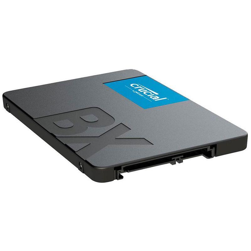 """SSD  120GB 2.5"""" Crucial BX500 - 540MBs/500MBs - CT120BX500SSD1"""