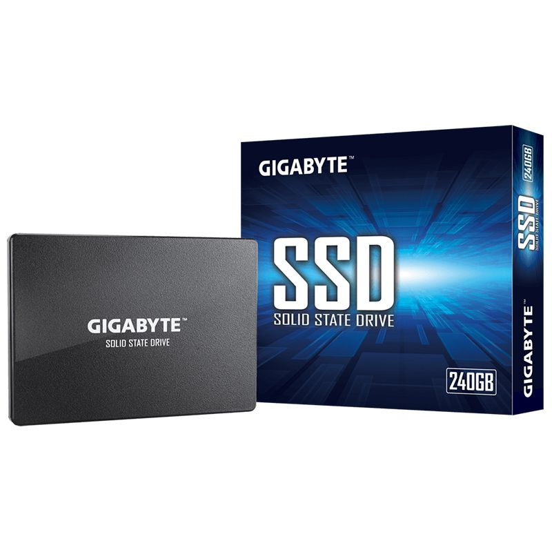 "SSD 240GB Gigabyte - Sata 3, 2.5"" - GP-GSTFS31240GNTD"
