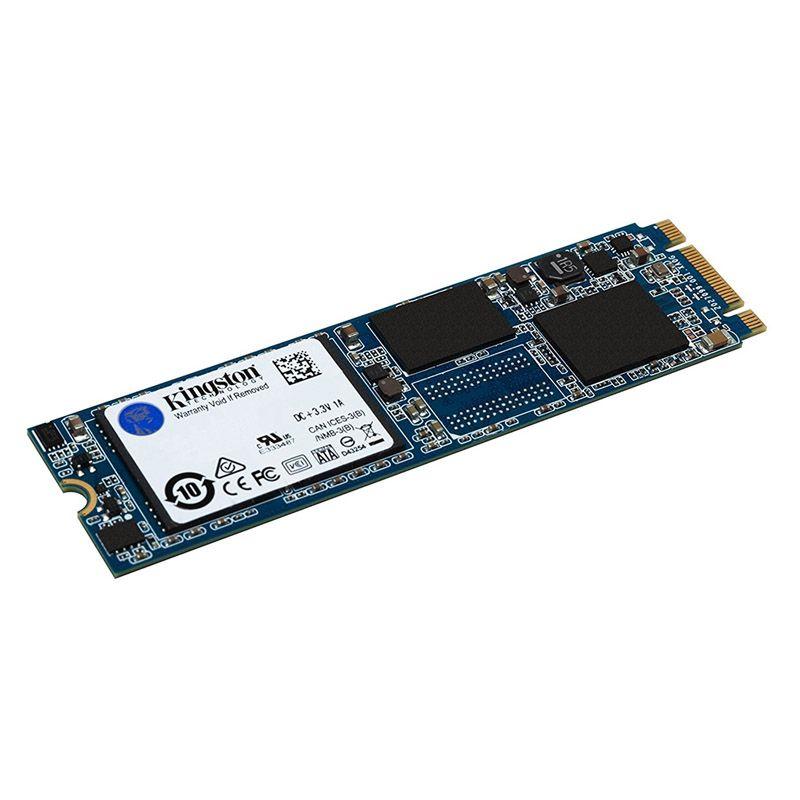 SSD M.2 2280 Kingston UV500 - 120GB, Leitura 520MBs, Gravação 320MBs