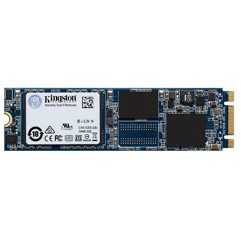 SSD M.2 2280 Kingston UV500 - 240GB, Leitura 520MBs, Gravação 320MBs