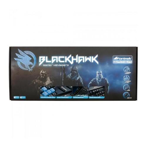 Teclado Gamer Fortrek Blackhawk GK702