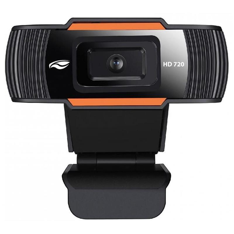 Webcam C3TECH WB-70BK HD 720P USB