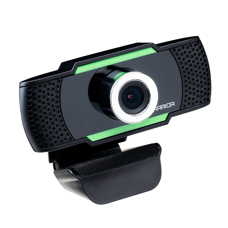 Webcam Warrior Maeve Full HD 1080P - Multilaser AC340