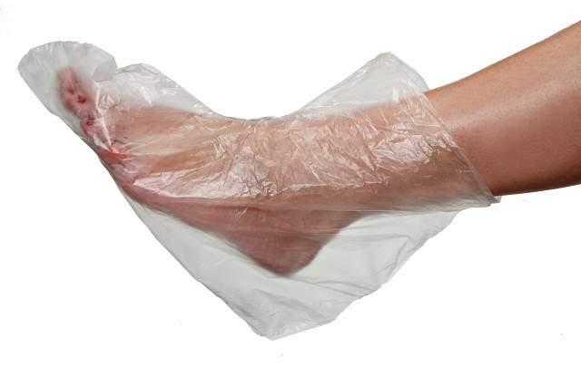 Protetor Plástico para os Pés Descartável Botinha Plástica c/ 20 Pares