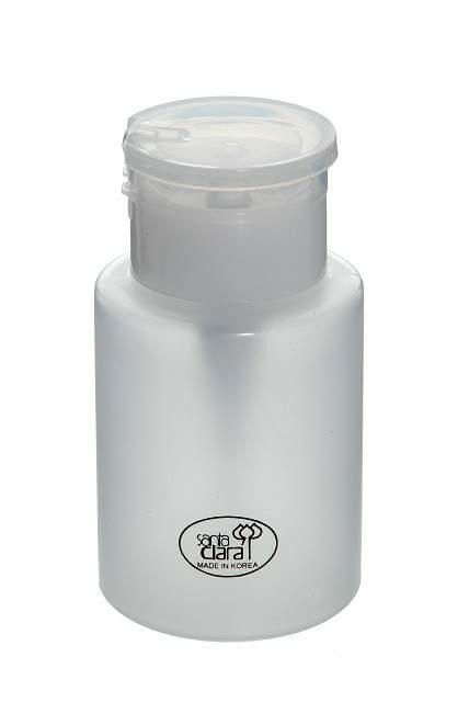 Dosador Porta Acetona de Plástico Simples 150ml