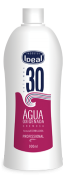Água Oxigenada Cremosa 30 Volumes 900ml - Ideal