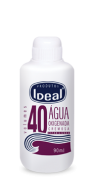 Água Oxigenada Cremosa 40 Volumes 90ml - Ideal