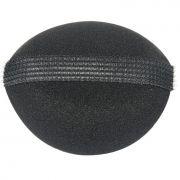 Bumpits De Espuma Com Velcro Para Penteado - 02 Unidades