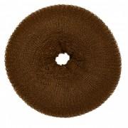 Donuts para Penteados de Cabelos Formato Coque Marrom