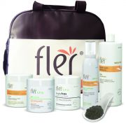 Kit Argiloterapia Detox para Celulite e Drenagem - Fler