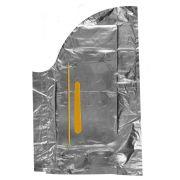 Kit Pedicure Metalizado Descartável com Amolecedor