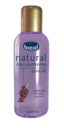 Óleo Natural Semente de Uva  120ml - Ideal