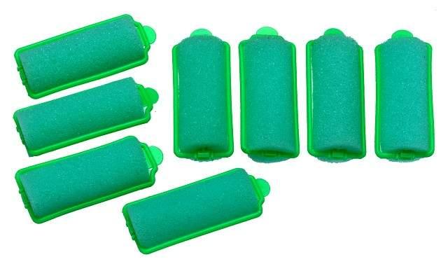 Bob de Espuma Para Cabelos 22mm Pacote com 6 Unidades