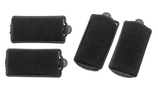 Bob de Espuma Para Cabelos 29mm Pacote com 6 Unidades