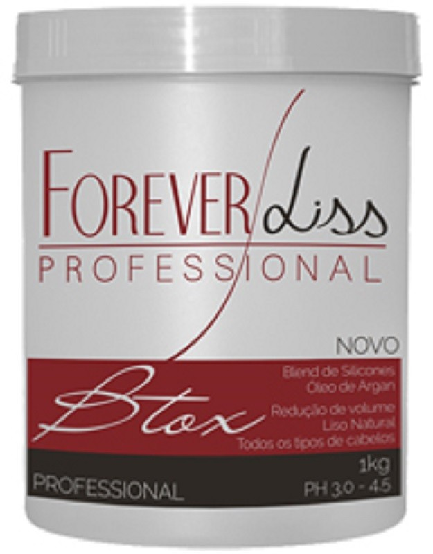 Btox Capilar Argan Oil 1kg - Forever Liss