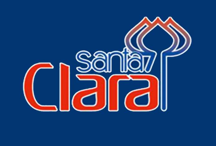 Clips Plásticos Azul Bebê Para Cabelos 12 Unidades - Santa Clara