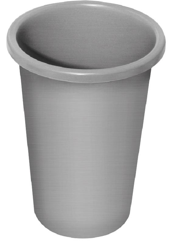Copo Multiuso de Alumínio Prata - Santa clara