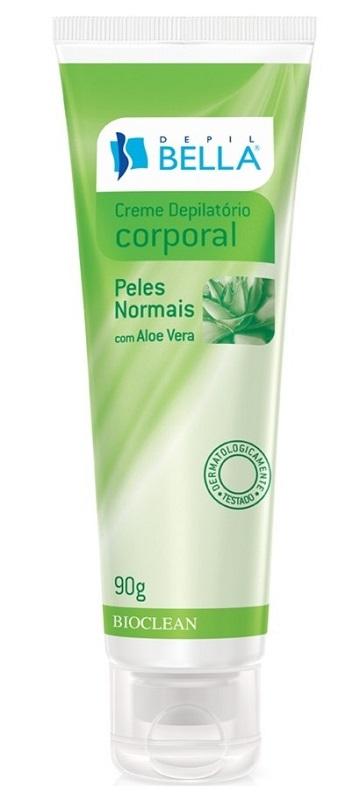 Creme Depilatório Corporal Aloe Vera 90g - Depil Bella