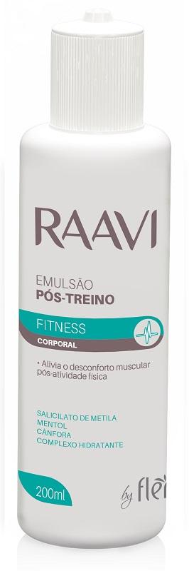 Emulsão Pós-Treino - Raavi